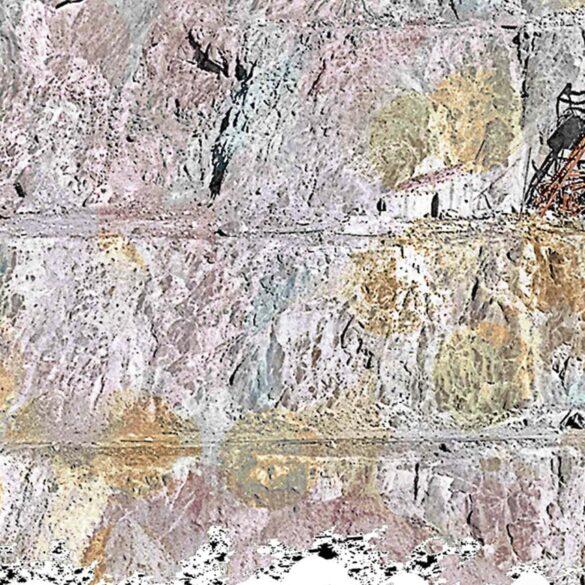 Exposición Fisonomía Minera Homaneja a Antonio Perejil Museo de Nerva Huelva por Antonio Acosta hasta el 7 de marzo de 2021