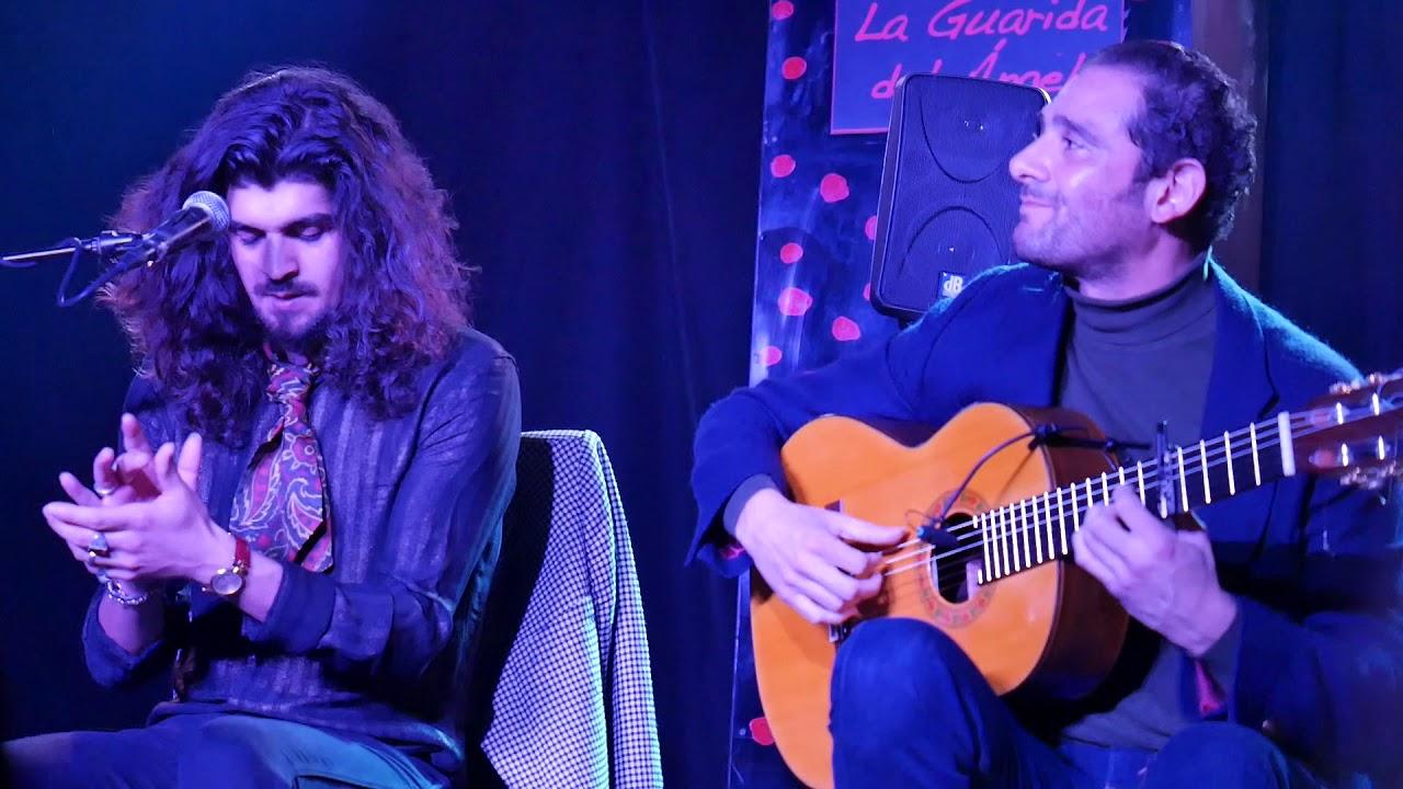Israel Fernández & Diego del Morao presentan su nuevo algún