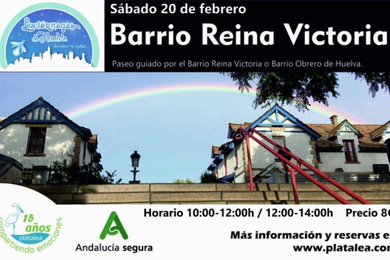 Visita guiada Barrio Obrero de Huelva con Platalea actividades