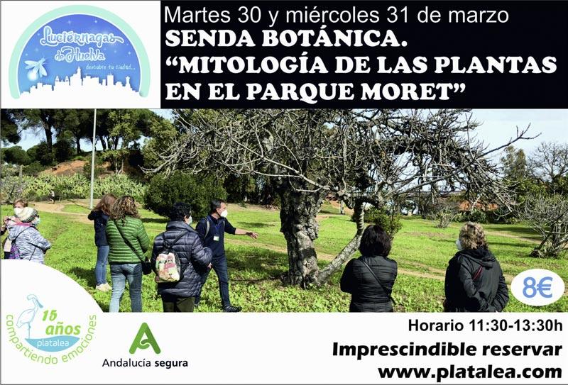 sanda botanica parque moret 30 y 31 de marzo