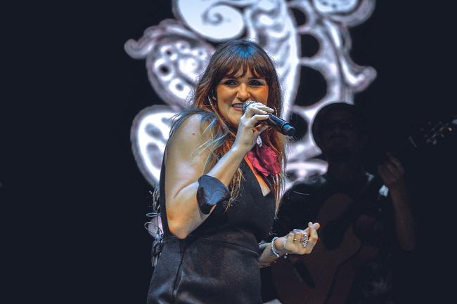 Concierto de Rozalén en Huelva, presentando su gira 2021