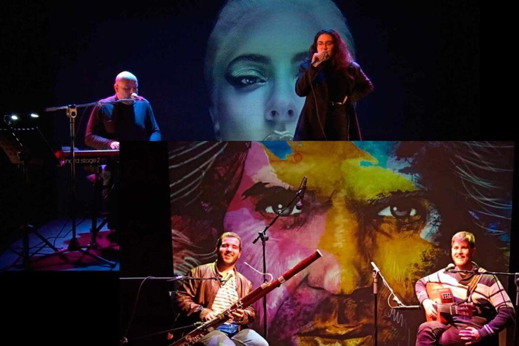 Conciertos Andaluseed Gaga Project Aracena Sesión Vermú Teatro Sierra de Aracena 2 mayo 2021