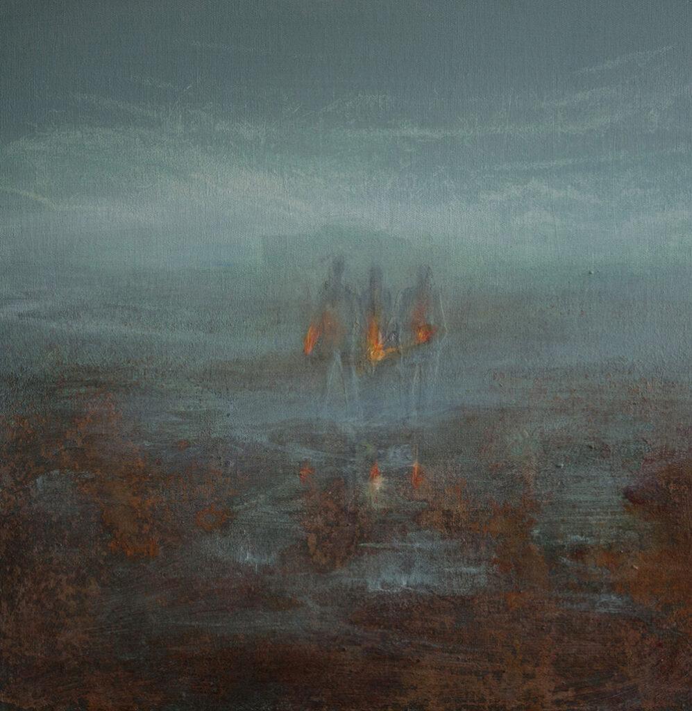 antonio belmonte exposición pintura Huelva Espacio 0 galería mayo 2021