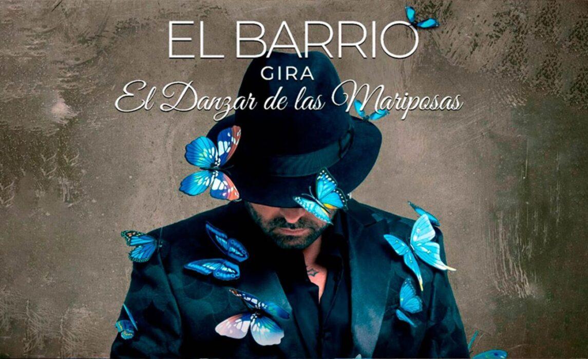 El Barrio en concierto en Huelva 9 de Julio 2021 Plaza de Toros de La Merced Huelva