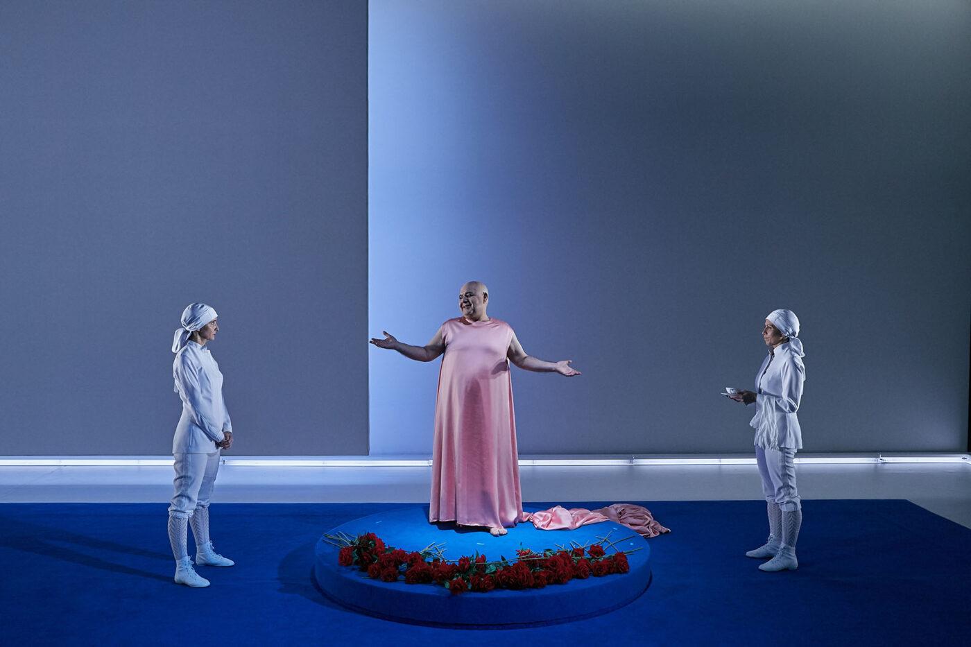 Las Criadas, obra de teatro de JEAN GENET con Ana Torrent, Alicia Borrachero y Jorge Calvo