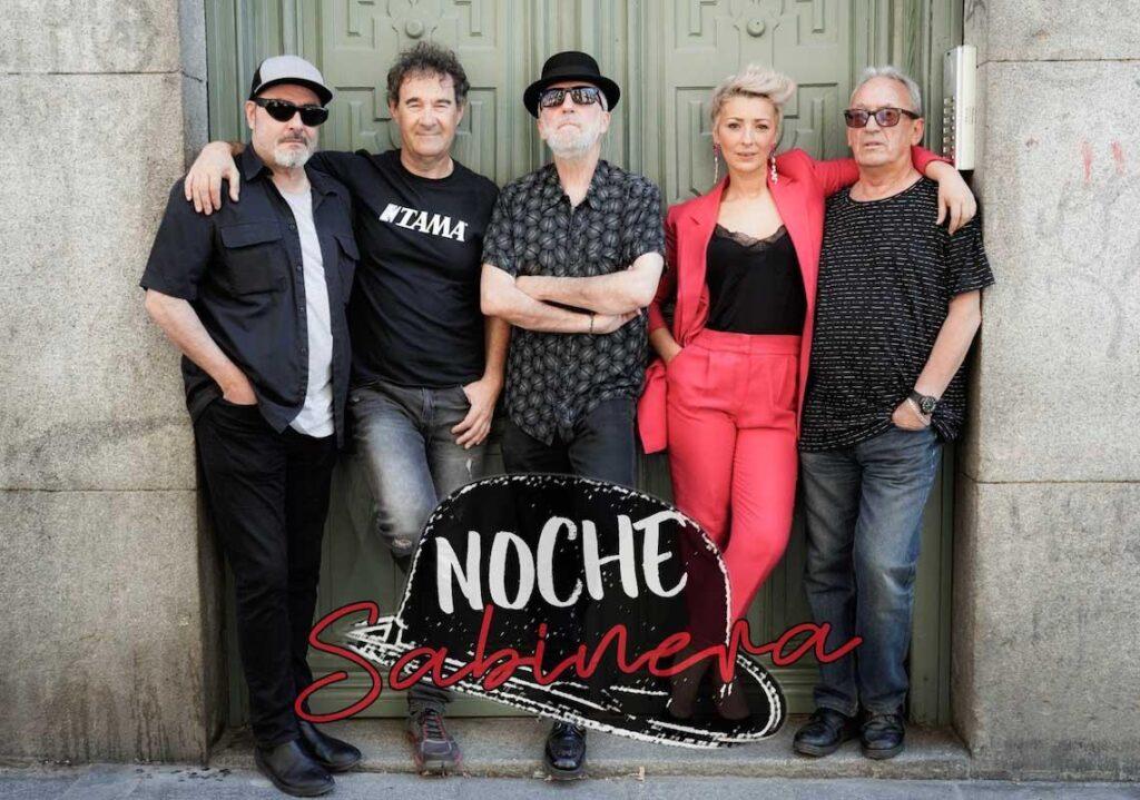 Noche Sabinera en concierto en Huelva Casa Colón Sabina