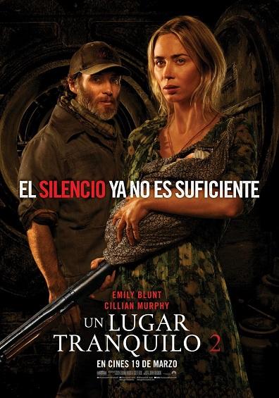 Cine Huelva Cartelera Un Lugar tranquilo 2 taquilla Holea Aqualon