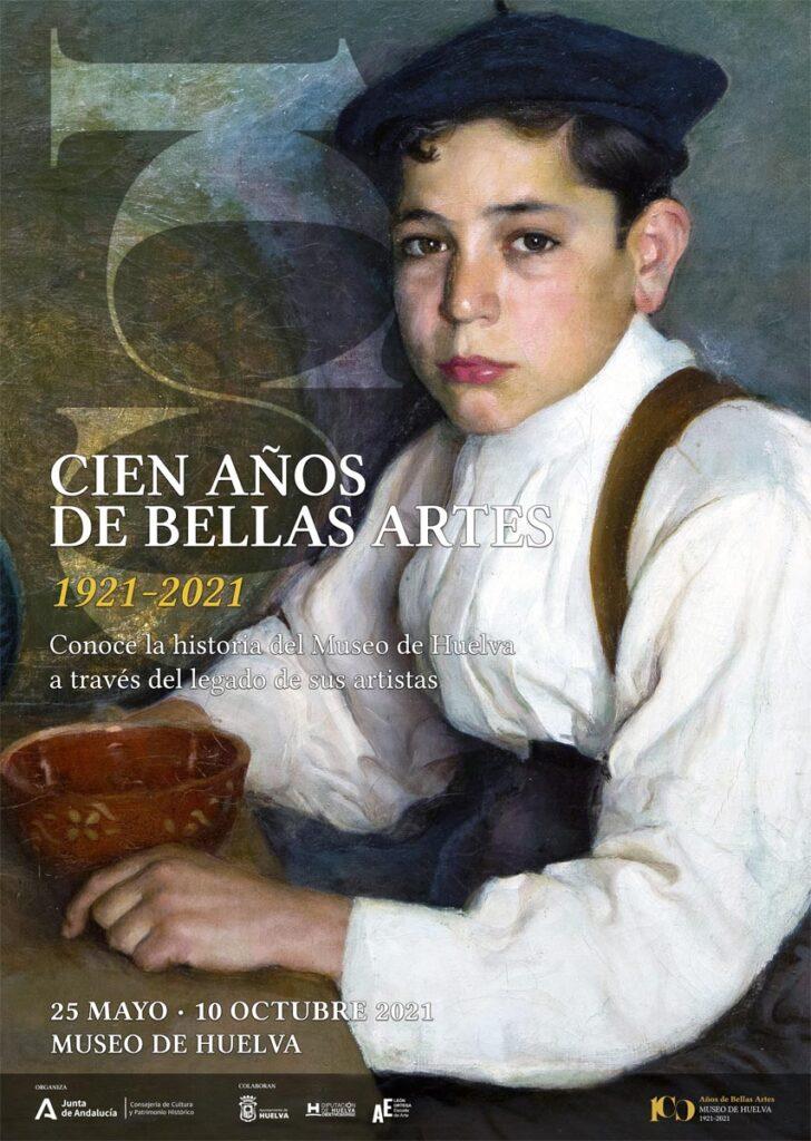 Centenario del Museo de Huelva 2021 Bellas Artes Exposición