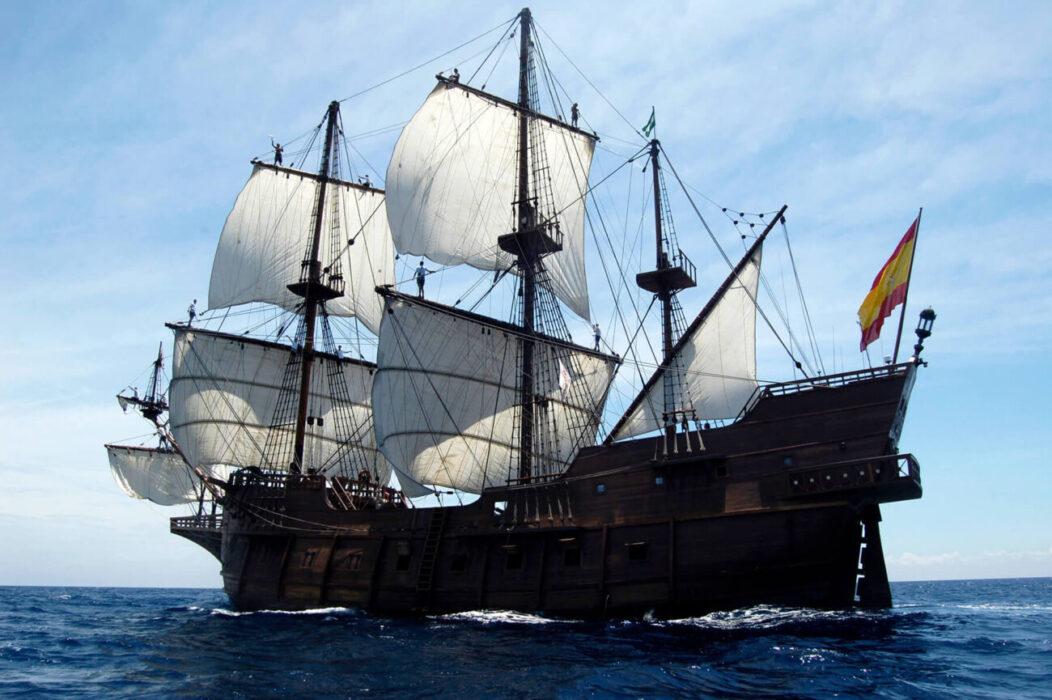 El Galeón Andalucía podrá visitarse en Huelva este fin de semana