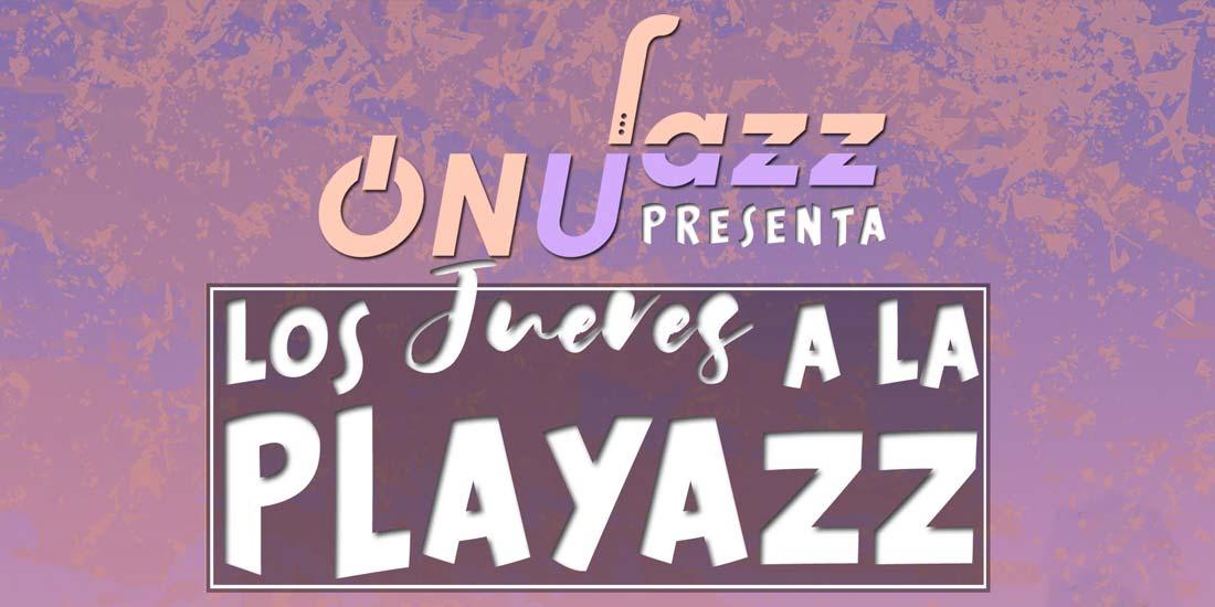 Jazz en la playa los jueves en Punta Umbría con onujazz chiringuito enebral 20:00