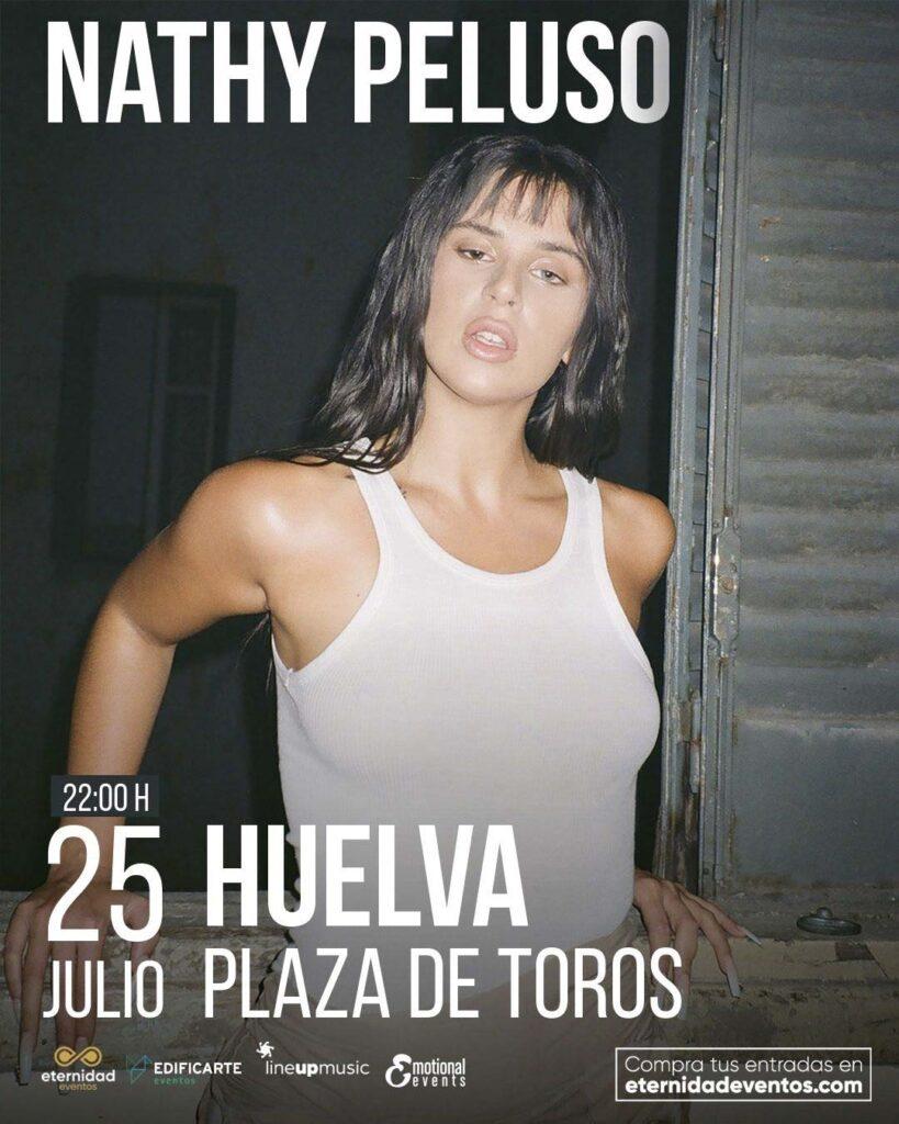 Nathy Peluso en concierto en Huelva