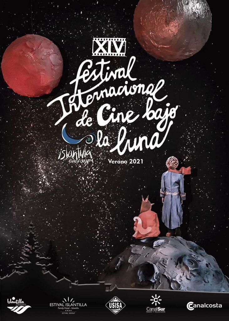 cartel festival cine islantilla verano 2021