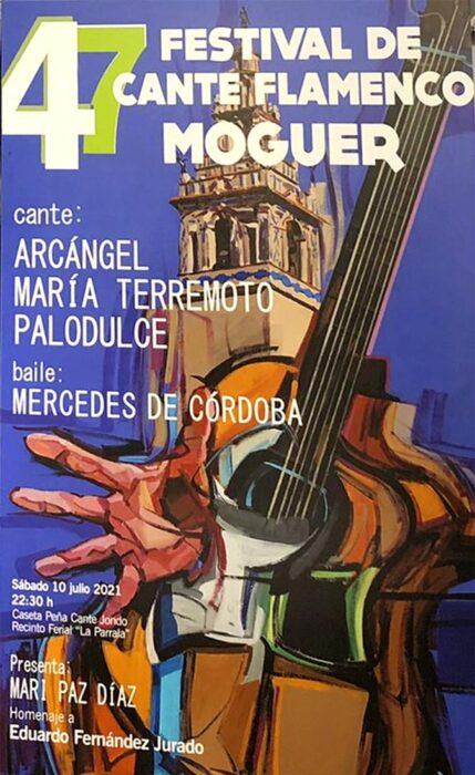 Festival de Cante Flamenco de Moguer 2021