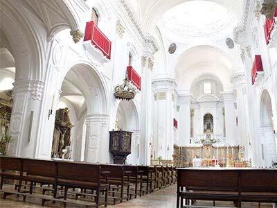 interior catedral la merced huelva visita guiada