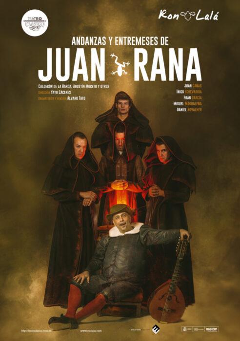 Andanzas y entremeses de Juan Rana Teatro Cartaya Noviembre 2021