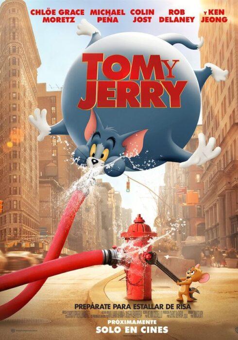 tom y jerry cine infantil huelva