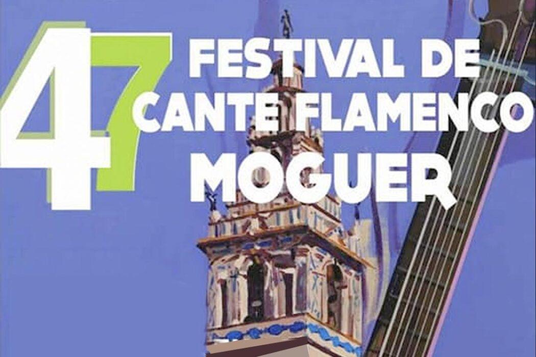Festival de Cante Moguer 10 de julio 2021