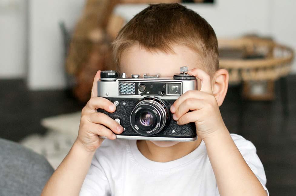 taller de fotografia familia creativa muelle de las carabelas