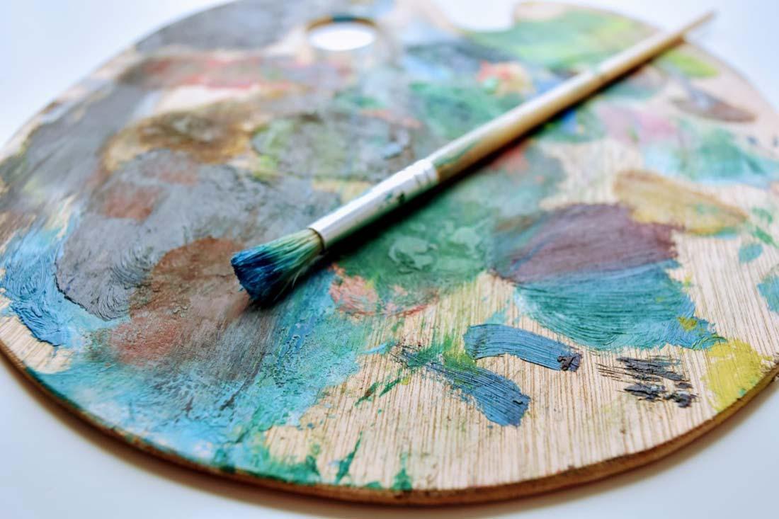 taller de pintura muelle de las carabelas