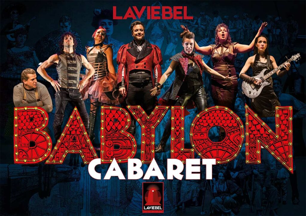 babylon cabaret laviebel cartaya 2021 19 de noviembre