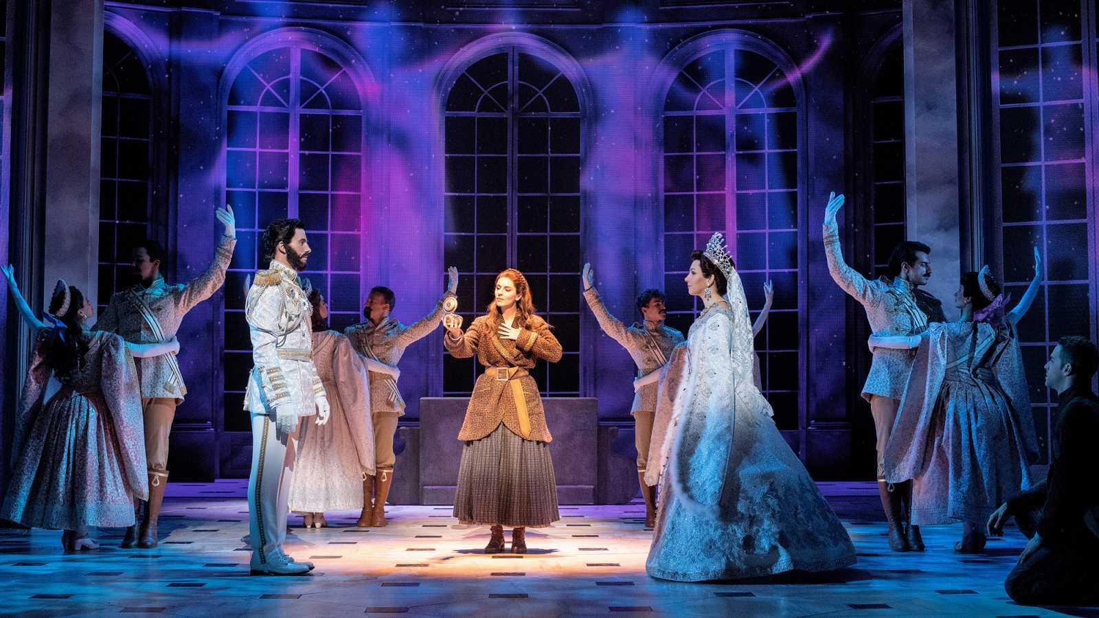 Anastasia, tributo musical