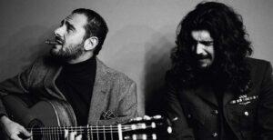 Diego del Morao Israel Fernandez en concierto amor Huelva