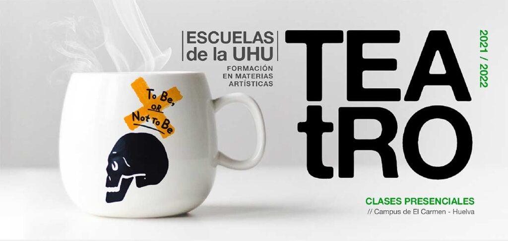 Teatro universidad de Huelva impartido por Lola Botello 2021 2022 formacion materias artisticas campus de El Carmen