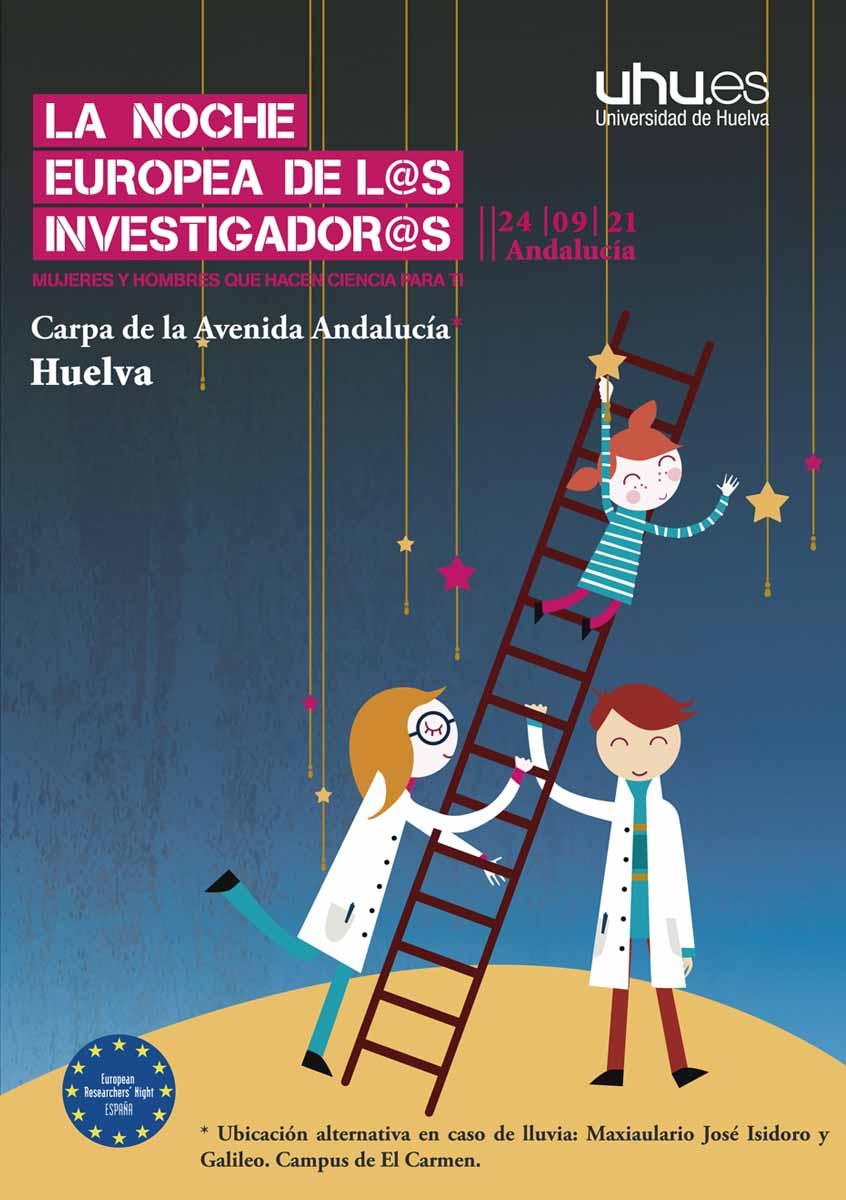 avenida de andalucia 24 de septiembre la noche europea de los investigadores 2021 septiembre