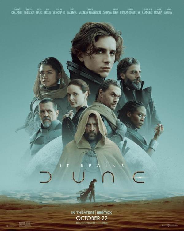 dune cine huelva 22 de octubre