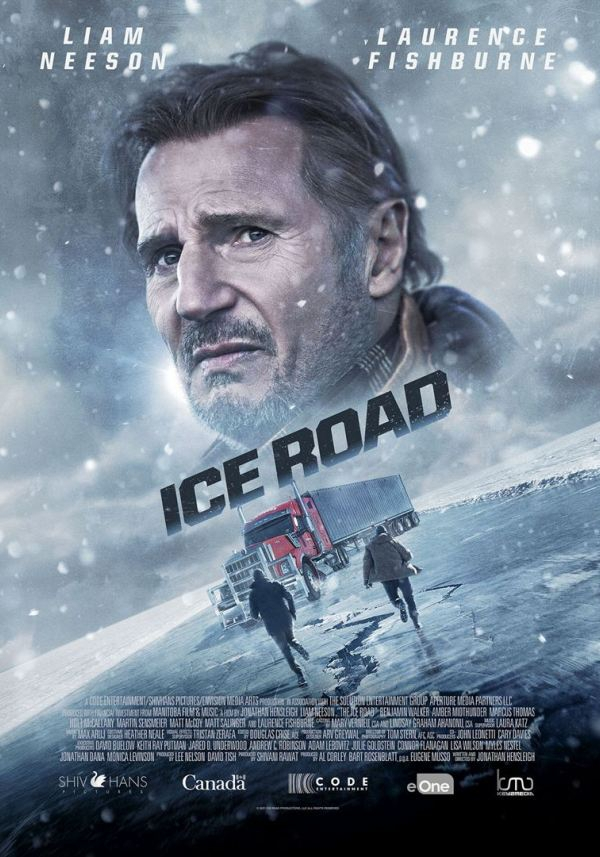 ice road cartelera cine huelva