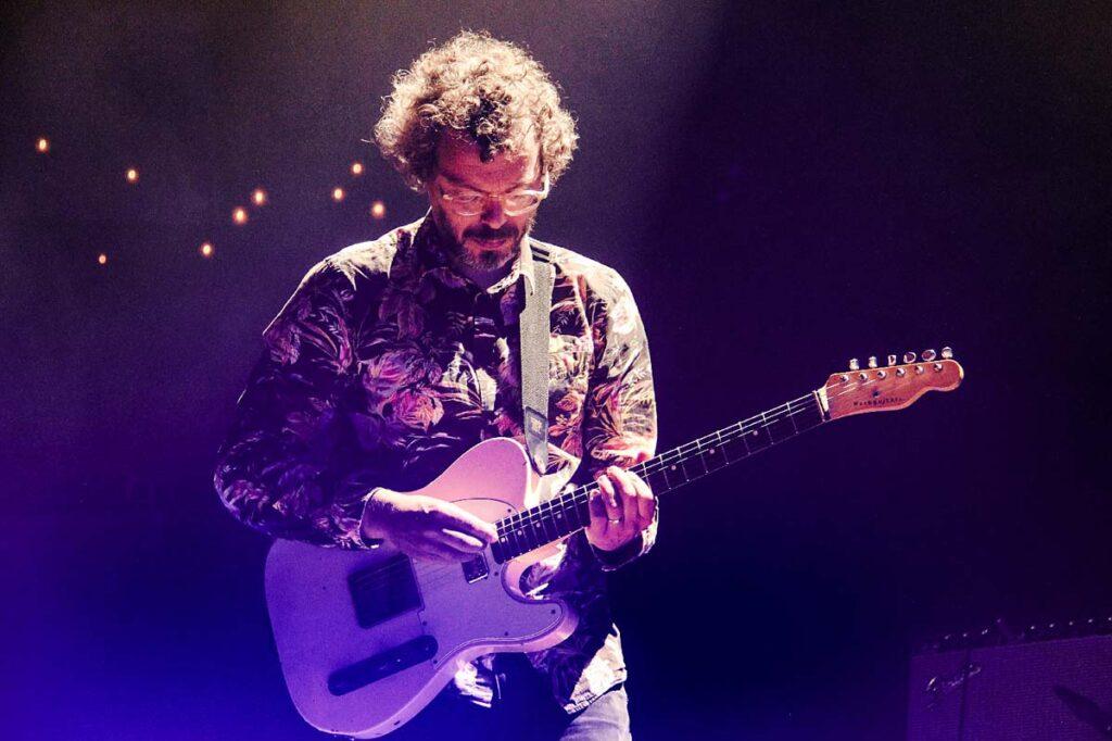 jakob bro guitarrista jazz fusion en el gran teatro de Huelva