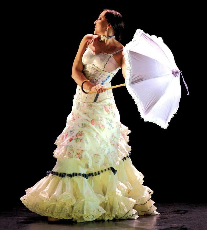 la gloria de mi mare cia choni flamenca humor