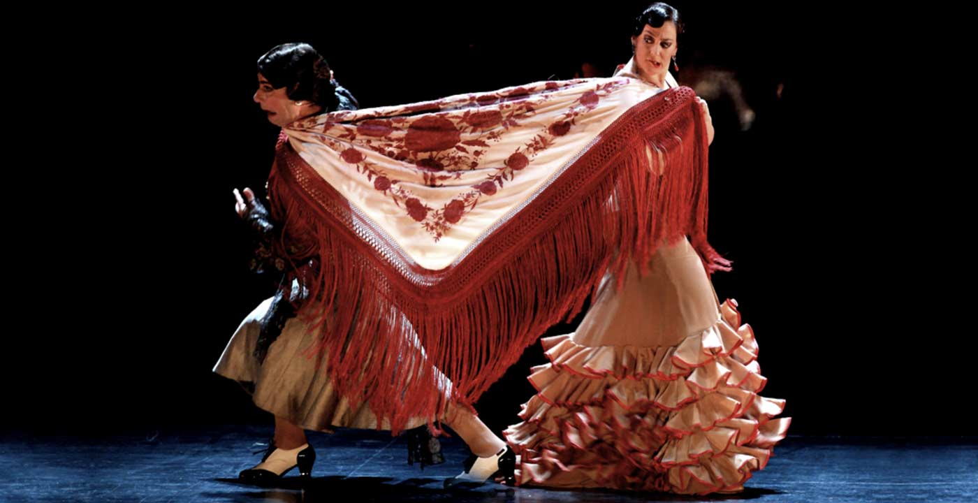 la gloria de mi mare teatro choni cia bailaora flamenco
