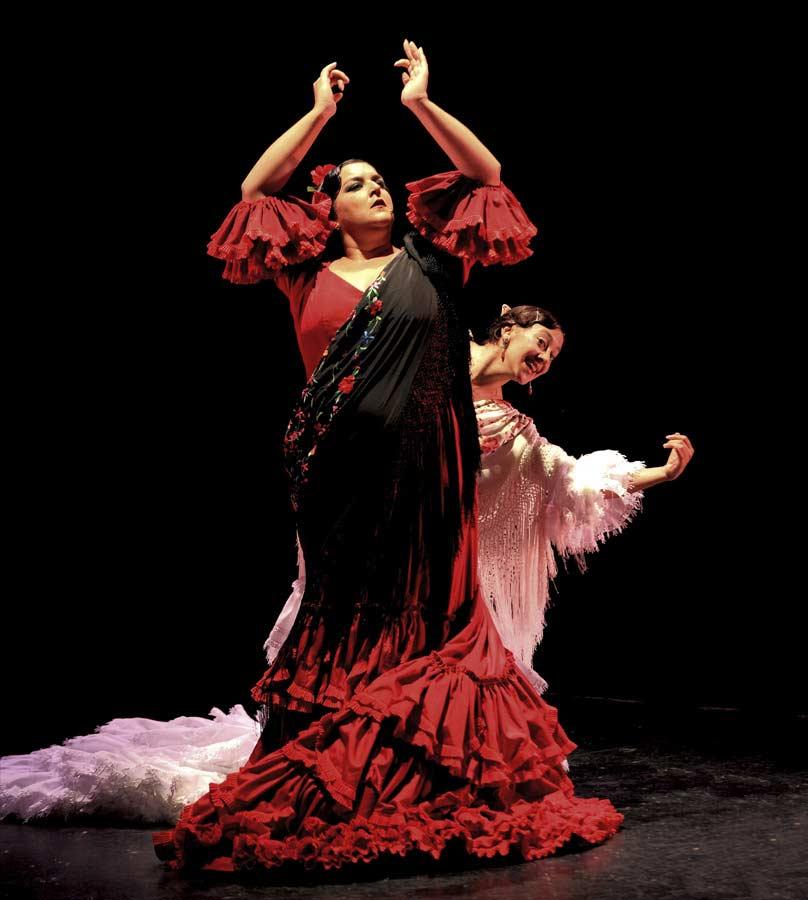 la gloria de mi mare teatro choni cia lepe bailaora flamenco