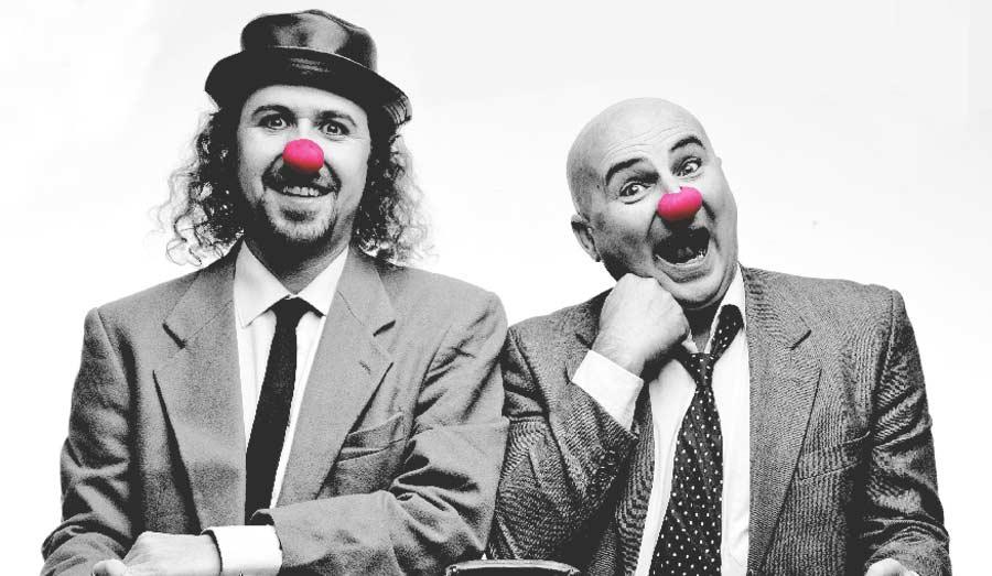 la prematura muerte del viajante sindrome clown