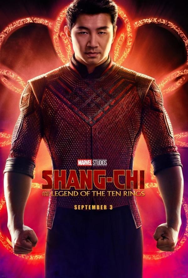 shang chi la leyenda de los diez anillos marvel cartelera cine huelva