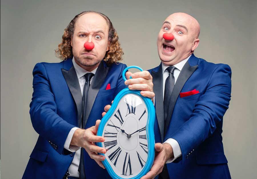 sindrome clown justo a tiempo una conferencia contrarreloj comedia humor