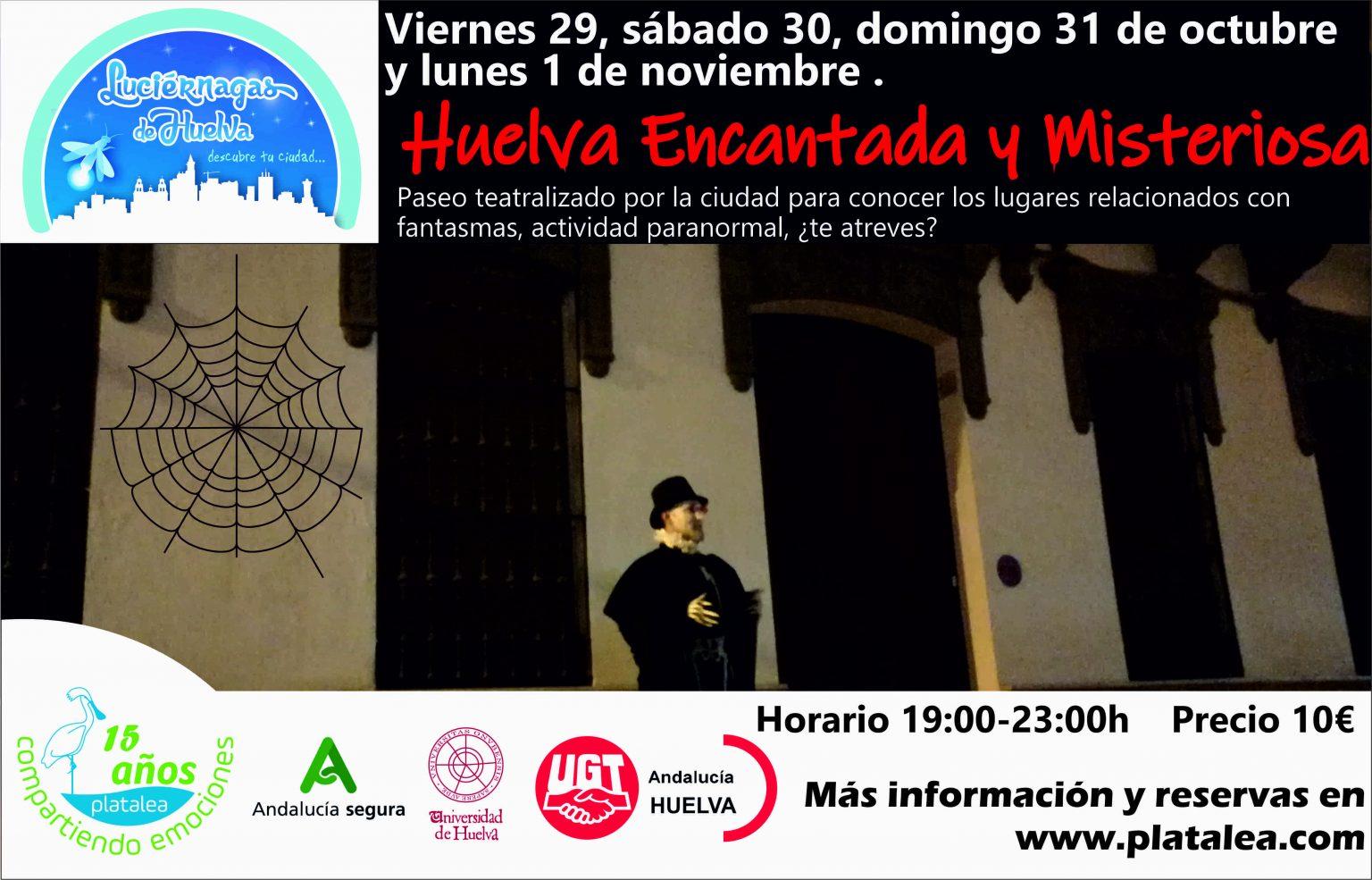 La Huelva encantada y misteriosa halloween 2021