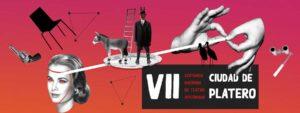 VII 7 certamen nacional de teatro aficionado de Moguer Ciudad de platero noviembre 2021