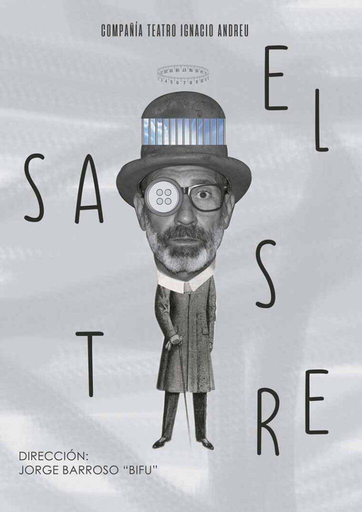 el sastre teatro Ignacio Andreu