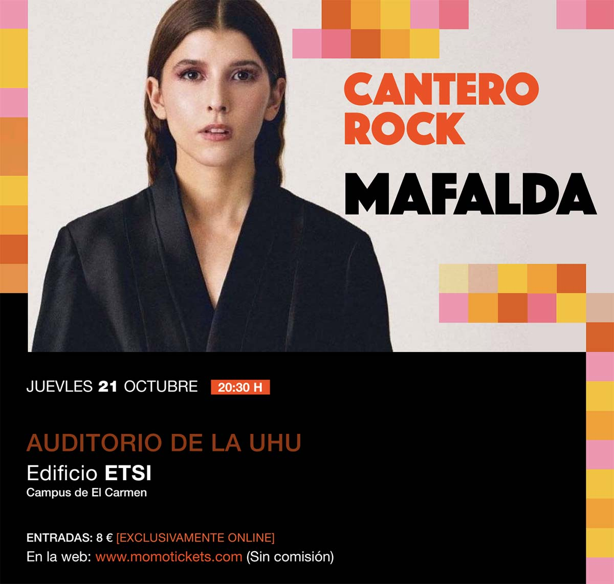 mafalda de bulgaria universidad de Huelva Cantero Rock