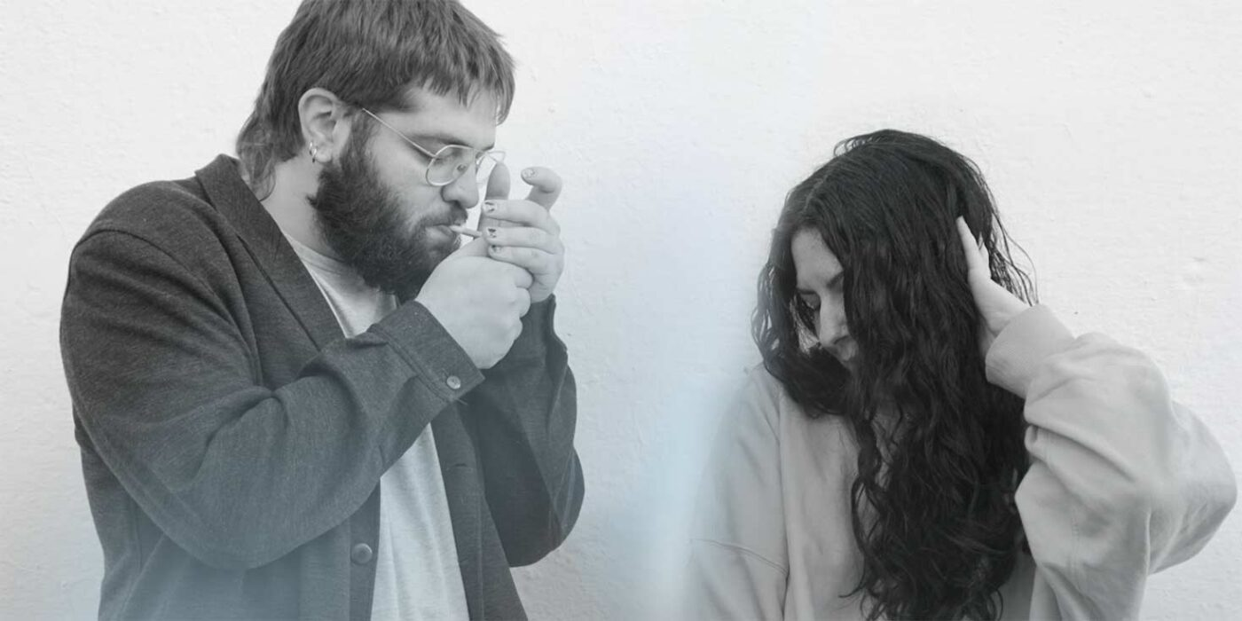 Pirámida ichbinmupi en concierto huelva presentando su album vapour electrónica DJ